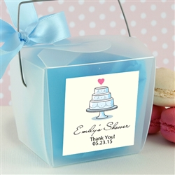 "1.9"" x 1.9"" Square Favor Label (Set of 20)"
