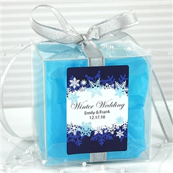 "1.75"" x 2.5"" Rectangular Favor Label (Set of 15)"