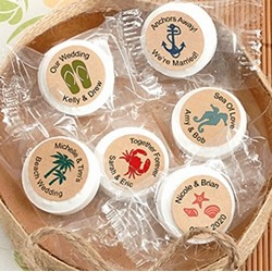 Personalized Kraft Life Savers Mints