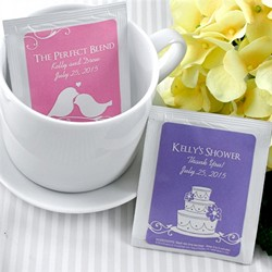 Personalized Tea - Silhouette Collection