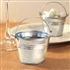 Miniature Galvanized Buckets (PKG of 10)
