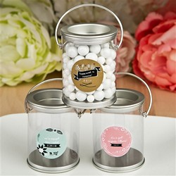 VINTAGE DESIGN Mini Paint Can favors