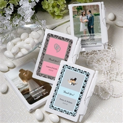 Personalized NoteBook Favors
