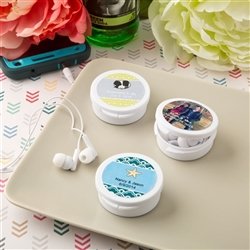 Personalized Expressions ear bud headphones