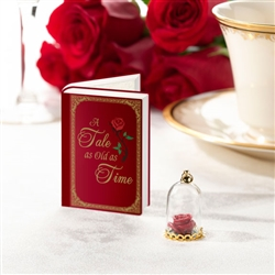 Fairy Tale Signing Cards & Rose Dome