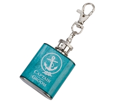 Mini Aqua Flask - Captain Groom