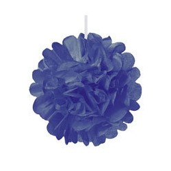 Mini Paper Pom Poms (11 Colours Available)