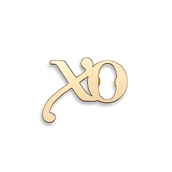 Gold XO Bottle Opener Favour