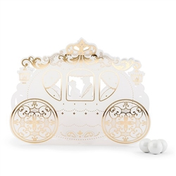 Fairy Tale Wedding Favour Box (pkg of 10)