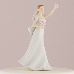 Victorious Bride - Mix & Match Cake Topper