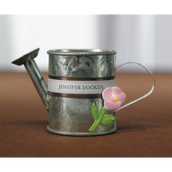 Miniature Metal Watering Cans (Pk of 12)