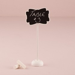 Decorative Chalkboard With Stand (2 Sizes)