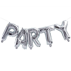Party - Metallic Balloon Pack