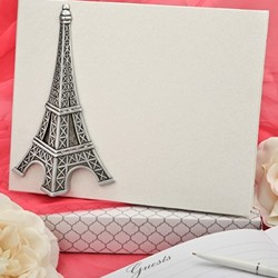 From Paris With Love Collection guest book