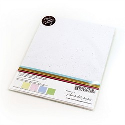 8.5 x 11 Seed Paper - Wildflower (pkg of 10 sheets)