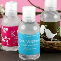 Personalized Hand Sanitizer - Silhouette Collection