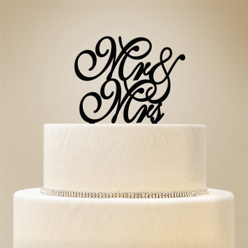 Mr and Mrs cake topper Engagement party Personalised wedding cake topper hen party.