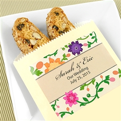 "3.75"" x 3"" Rectangular Favor Label (Set of 6)"