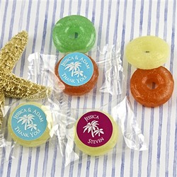 Personalized Life Savers Candy - Silhouette Collection