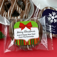 Holiday Gourmet Chocolate Pretzel