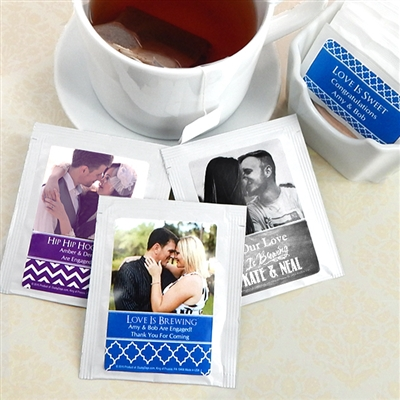 Photo Margarita Photo Tea Favors