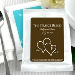Personalized Coffee-White Pack - Silhouette Collection