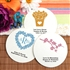 Personalized Round Paper Board Coasters