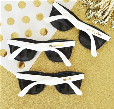 Bridal Party Sunglasses (set of 6)
