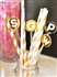 Metallic Foil Drink Stirrers (set of 25)