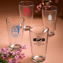 Personalized Glassware-Personalized Pint Glasses