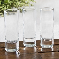 Perfectly Plain Shooter Glass from fashioncraft