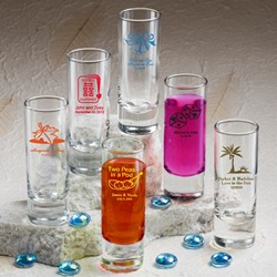Personalized Glassware - Shooter/Shot glass