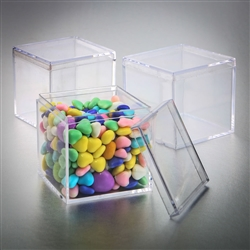 Square Acrylic Box