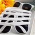 Trendy White Sunglasses