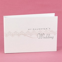 My Daughter's Wedding Pearlescent Photo Album
