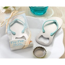 """Pop The Top"" Flip-Flop Bottle Opener Favor  - Clearance"