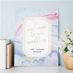 Personalized Poster - Elements Wedding
