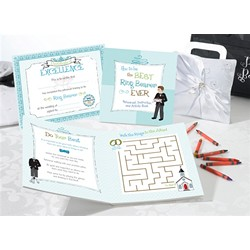 Ring Bearer Activity Set