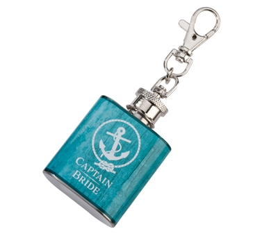 Mini Aqua Flask - Captain Bride