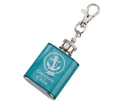 Mini Aqua Flask - Groom's Crew