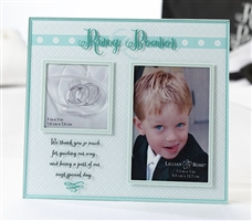Ring Bearer Picture Frame