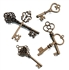 Set of 24 Bronze Keys