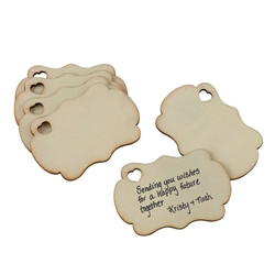 Guest Signing Tags - Set of 36