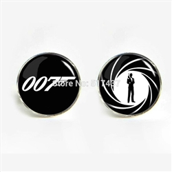 James Bond 007 Cufflinks