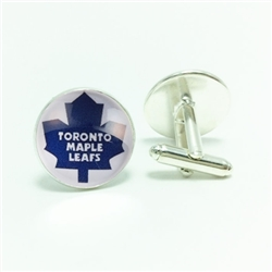 Toronto Maple Leaf Cufflinks