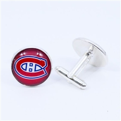 Montreal Canadiens Cufflinks