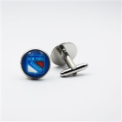 New York Rangers Cufflinks