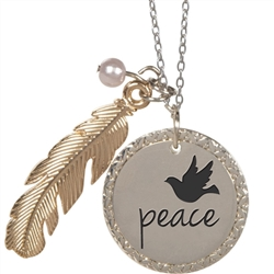 Nature's Grace Inspiration Pendant Necklaces (8 designs to choose from!)
