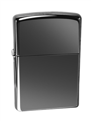 Black Ice Zippo Lighter