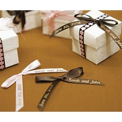 Personalized Ribbon-1cm Personalized Ribbon formatted for Bows